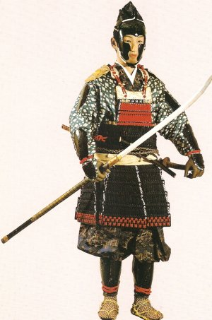 figurine Armure Samouraï kamakura