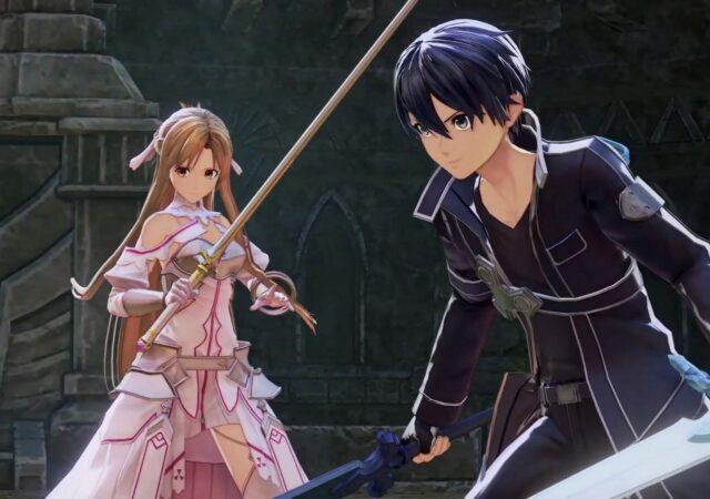 Tales of Arise DLC Sword Art Online