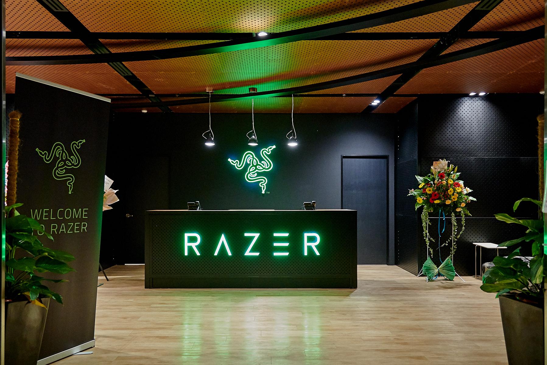 bureaux Razer