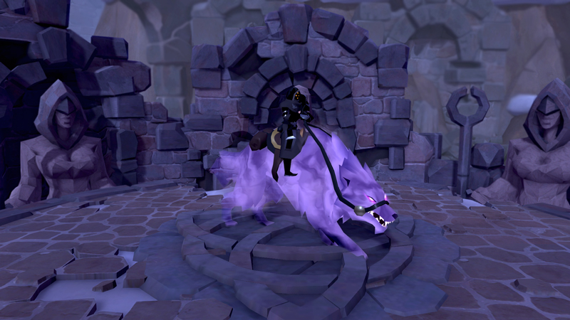 loup spectral albion online