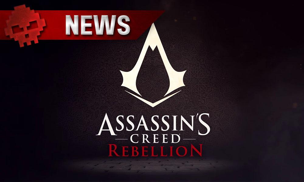 Assassin's Creed Rebellion - Les Assassins arrivent prochainement sur mobile avec un teaser