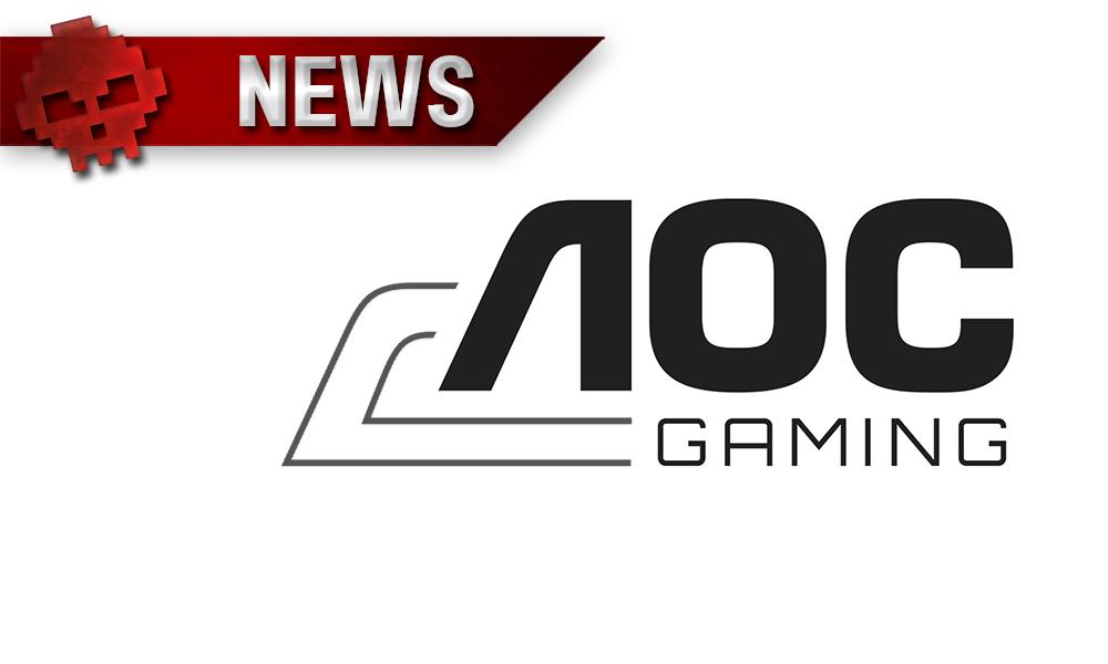 AOC annonce que les écrans AGON AG322QCX et AG272FCX sont disponibles