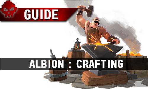 Albion Online Guide War Legend Craft