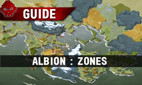 Albion Online War Legend Zones Guide Débutant