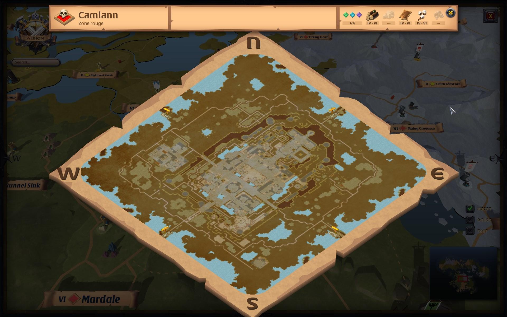 Albion Online - Guide du débutant