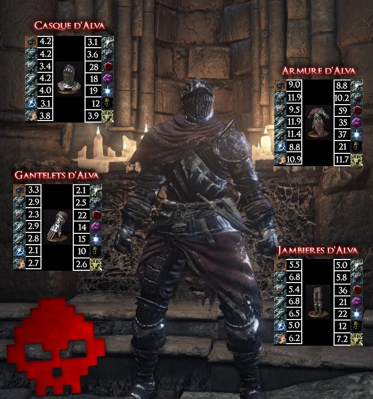 Alva1 Dark Souls III WAR LEGEND