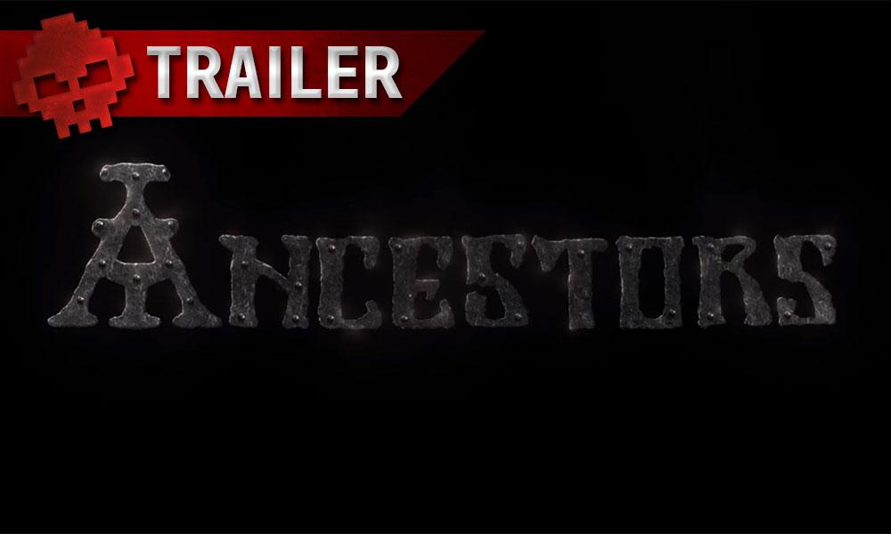 Ancestors - Un RTS sanglant et hurlant se révèle avec un trailer - Logo