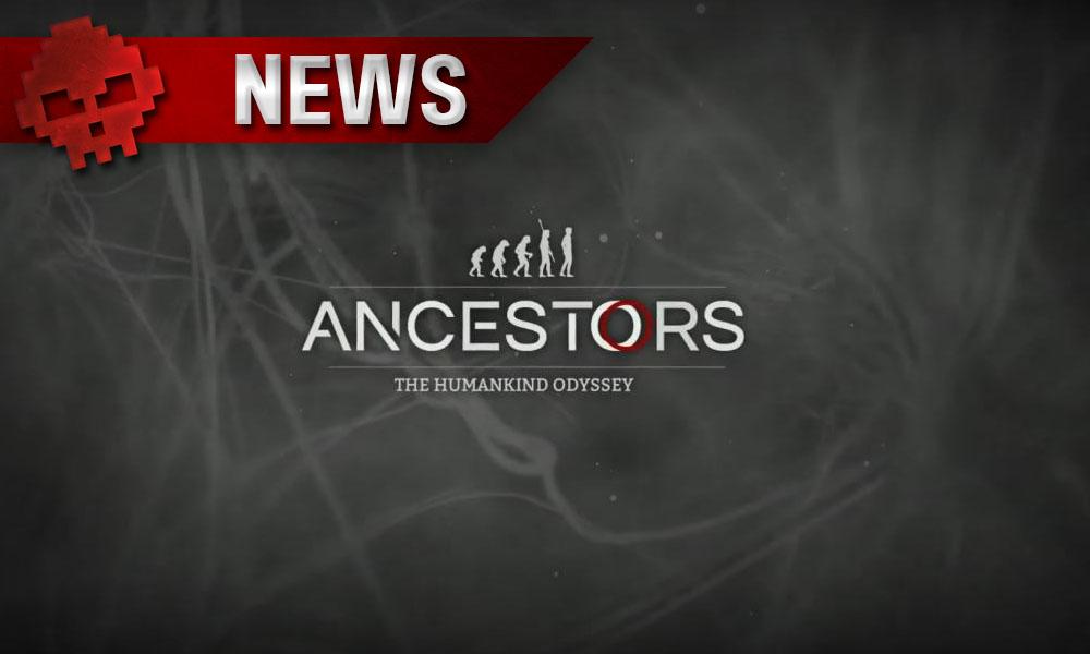 Ancestors: The Humankind Odyssey - Explorez les différentes époques de vos ancêtres - Logo