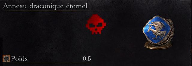 Guide Dark Souls III - Tous les anneaux draconique éternel