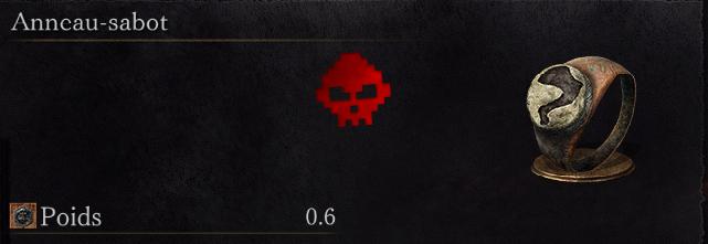 Guide Dark Souls III - Tous les anneaux anneau-sabot