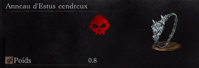 Guide Dark Souls III - Tous les anneaux estus cendreux