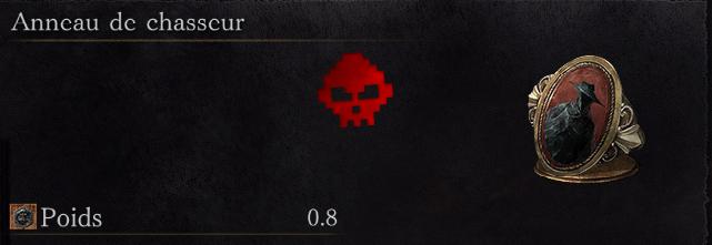Guide Dark Souls III - Tous les anneaux chasseur