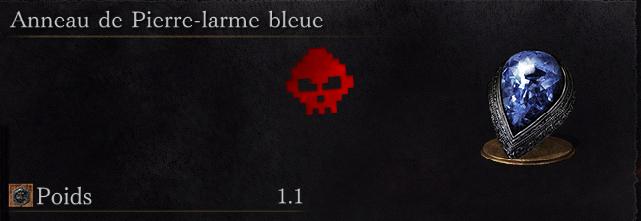 Guide Dark Souls III - Tous les anneaux pierre-larme bleue