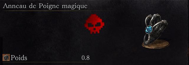 Guide Dark Souls III - Tous les anneaux poigne magique