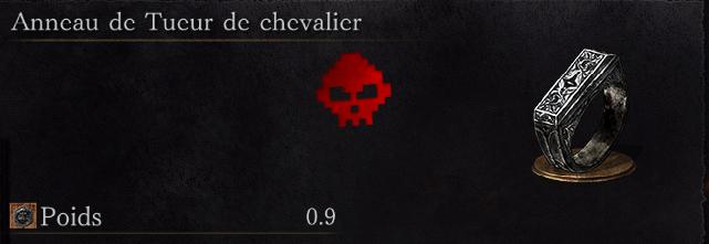 Guide Dark Souls III - Tous les anneaux tueur de chevalier