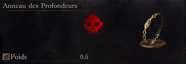 Guide Dark Souls III - Tous les anneaux profondeurs