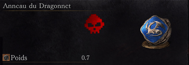 Guide Dark Souls III - Tous les anneaux dragonnet