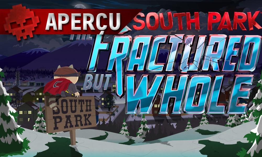 Aperçu South Park L'Annale du Destin