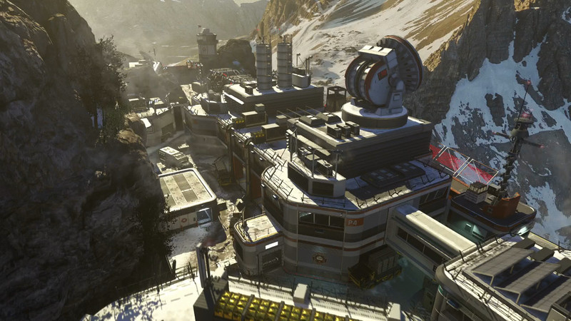 Aperçu Call of Duty Infinite Warfare map breakout