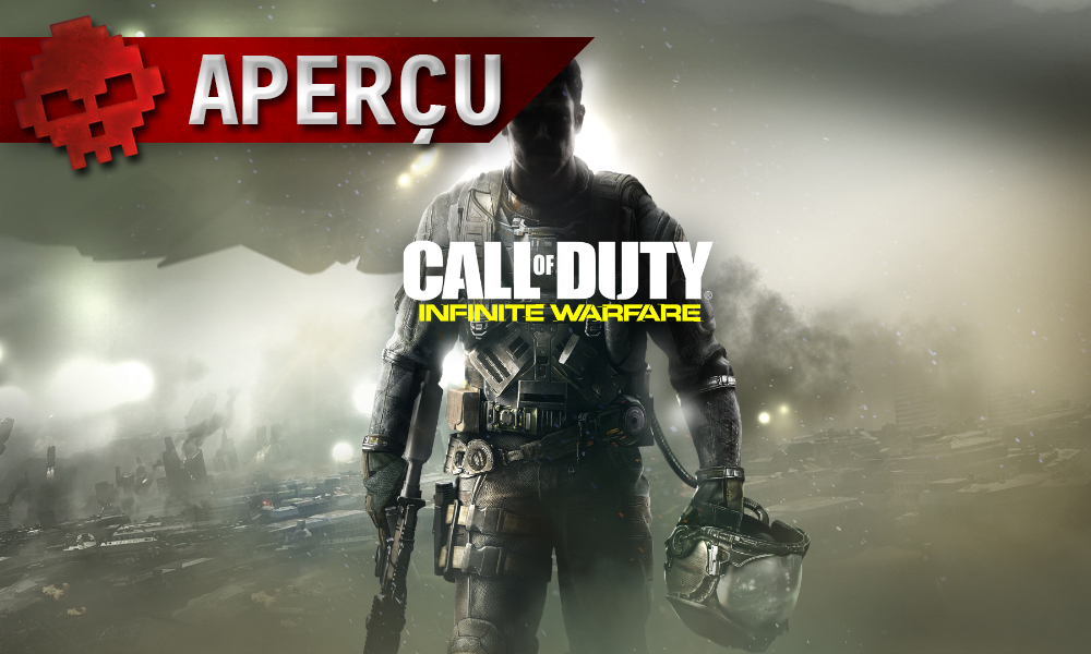 PGW - Tous les aperçus de War Legend Call of Duty: Infinite Warfare