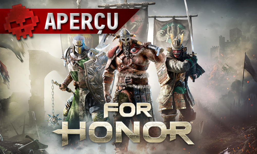 Aperçu For Honor une