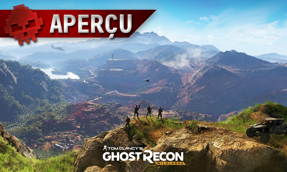 PGW - Tous les aperçus de War Legend Ghost Recon Wildlands