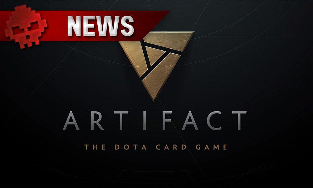 Valve annonce Artifact, un jeu de carte basé sur Dota pour 2018