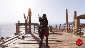 Armure légendaire de pirate Assassin's Creed Odyssey