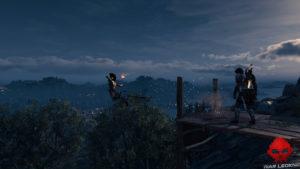 Guide mercenaires Assassin's Creed Odyssey - Ennemi projeté dans le vide