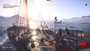 Test Assassin Creed: Odyssey - Bataille navale
