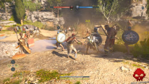 Guide meilleure fin Assassin's Creed Odyssey - Bataille