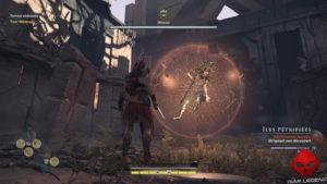 Guide trophées assassin's creed odyssey - Méduse dans un champ de force