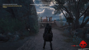 Guide assassin's creed odyssey cap sounion