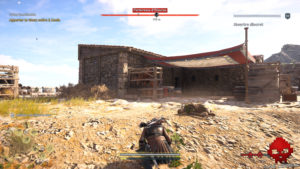 Guide assassin's creed odyssey bâtiment coffre forteresse d'olouros
