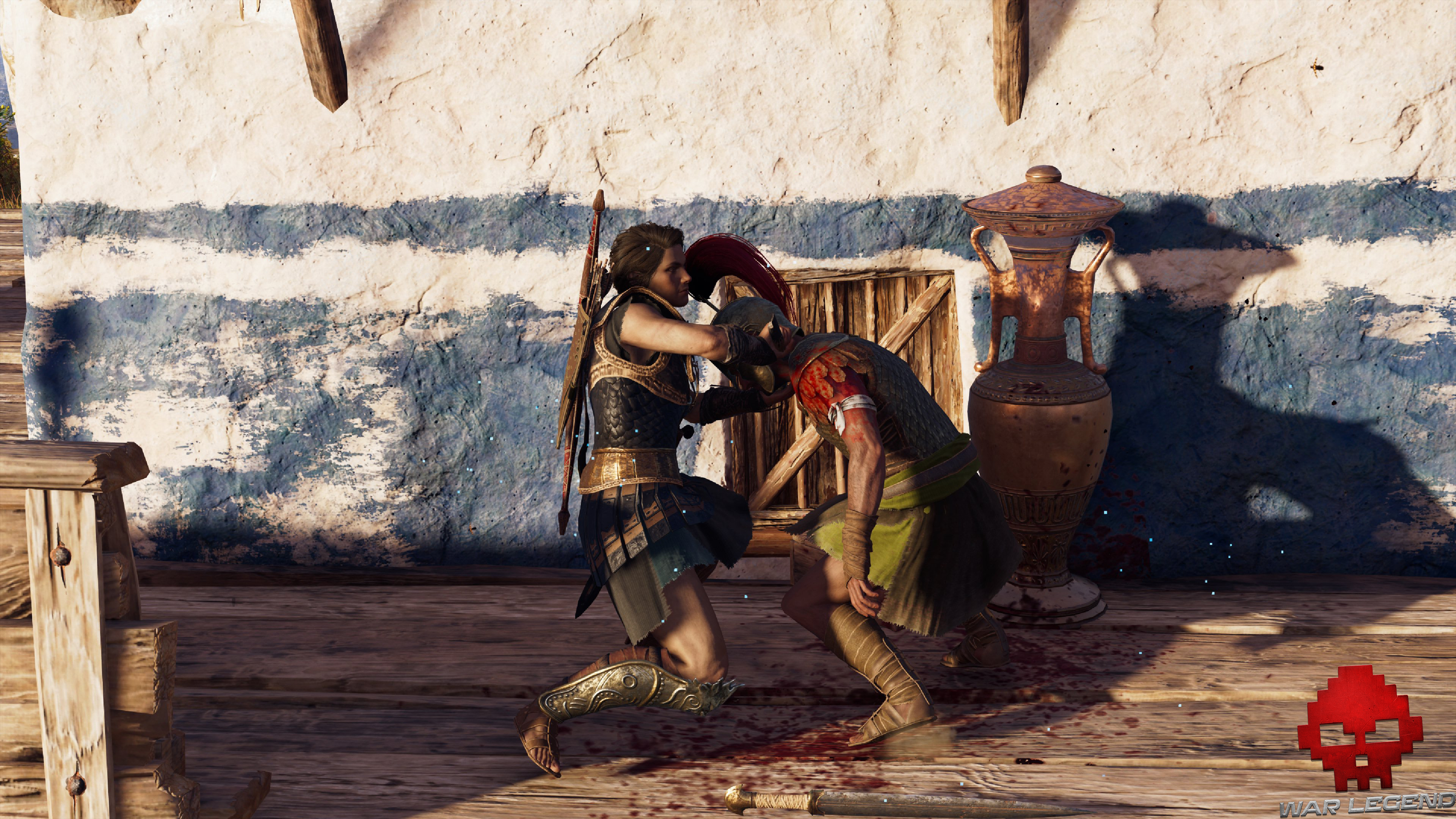 Guide compétences Assassin's Creed Odyssey - Assassinat