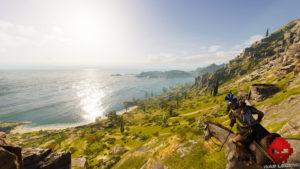Test Assassin's Creed Odyssey - Côte grecque