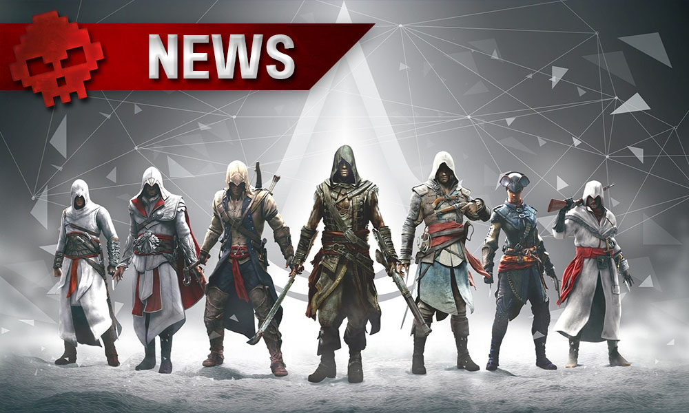 Nintendo Switch - Ubisoft voudrait Assassin's Creed Egypt sur la console - les personnages assassins