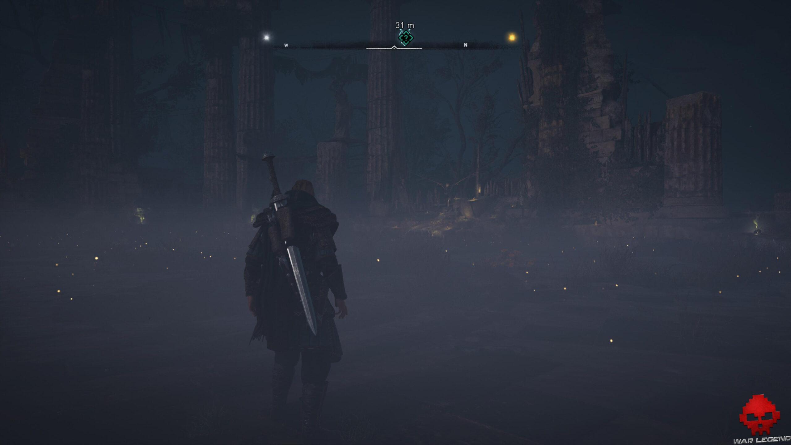 Arène Cordelia Assassin's Creed Valhalla