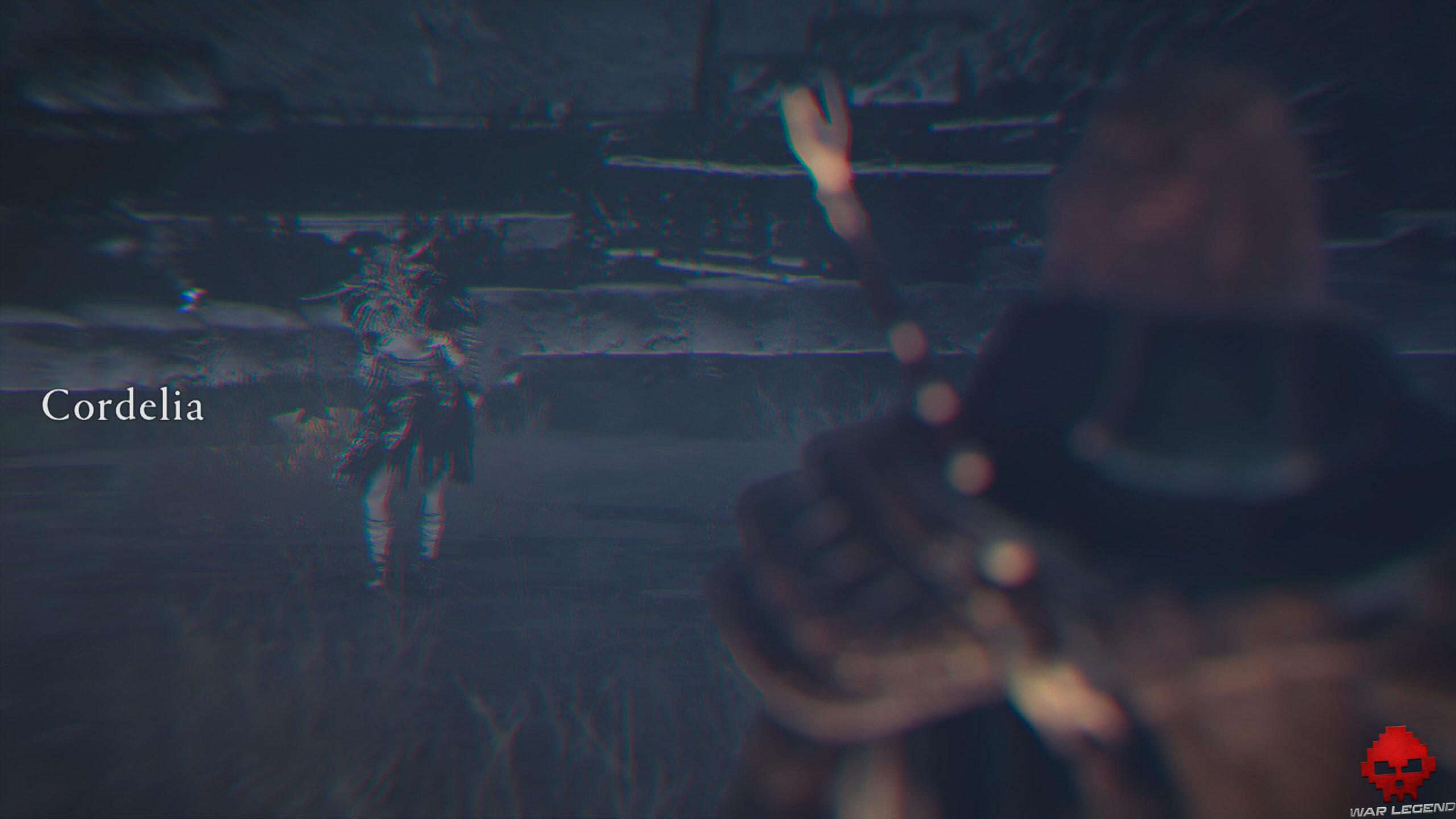 Cordelia Assassin's Creed Valhalla