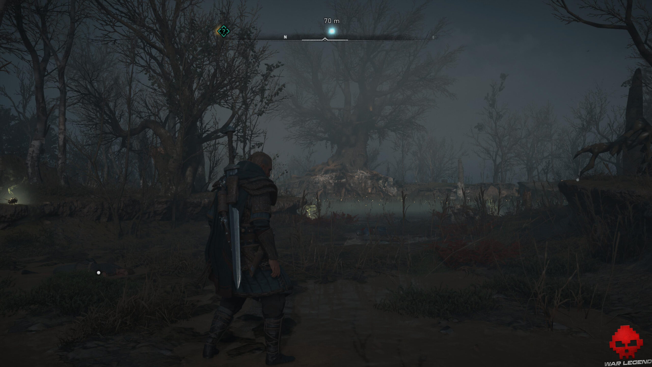 Arène Grantebridgescire Assassin's Creed Valhalla