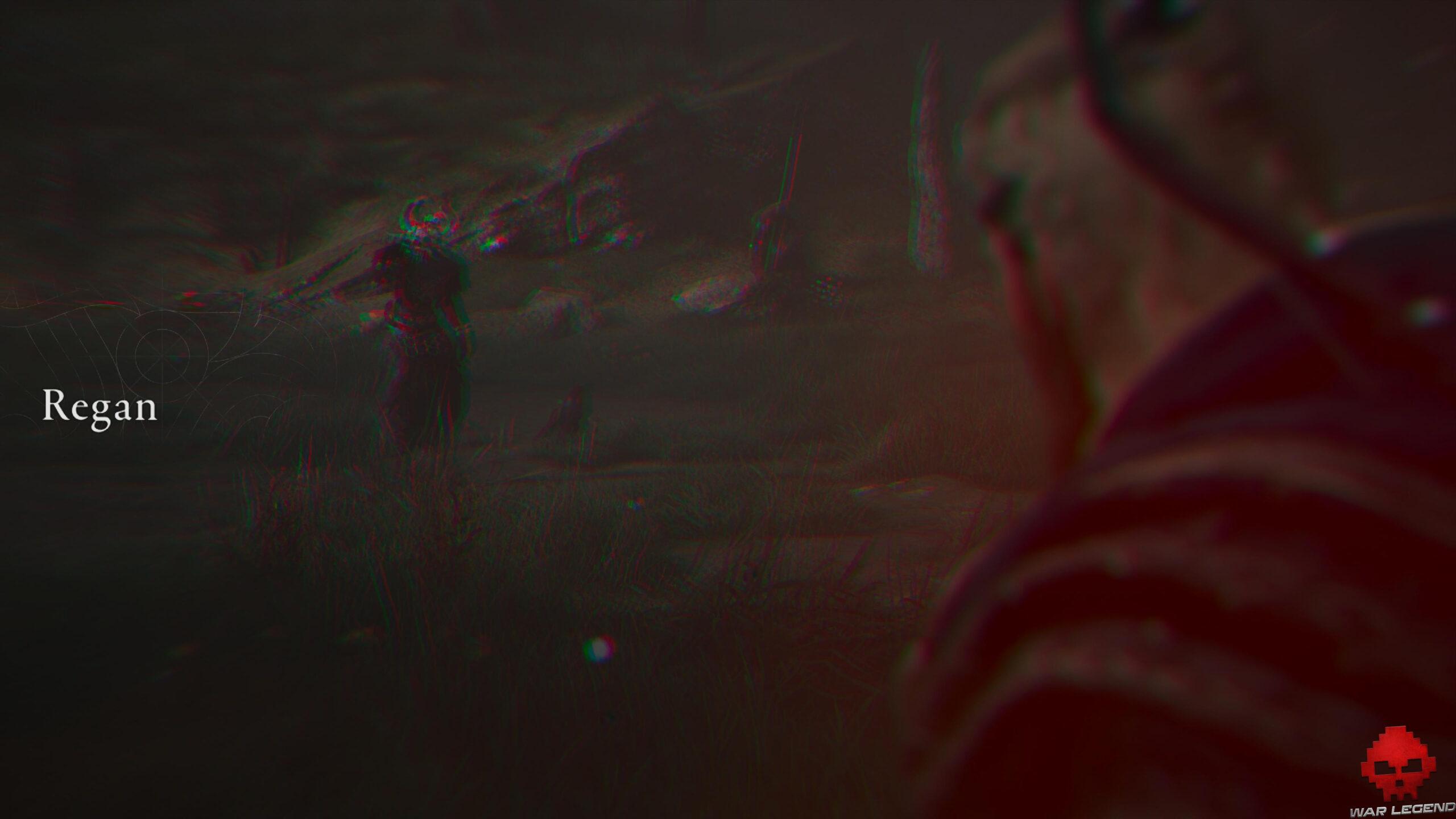 Regan Assassin's Creed Valhalla
