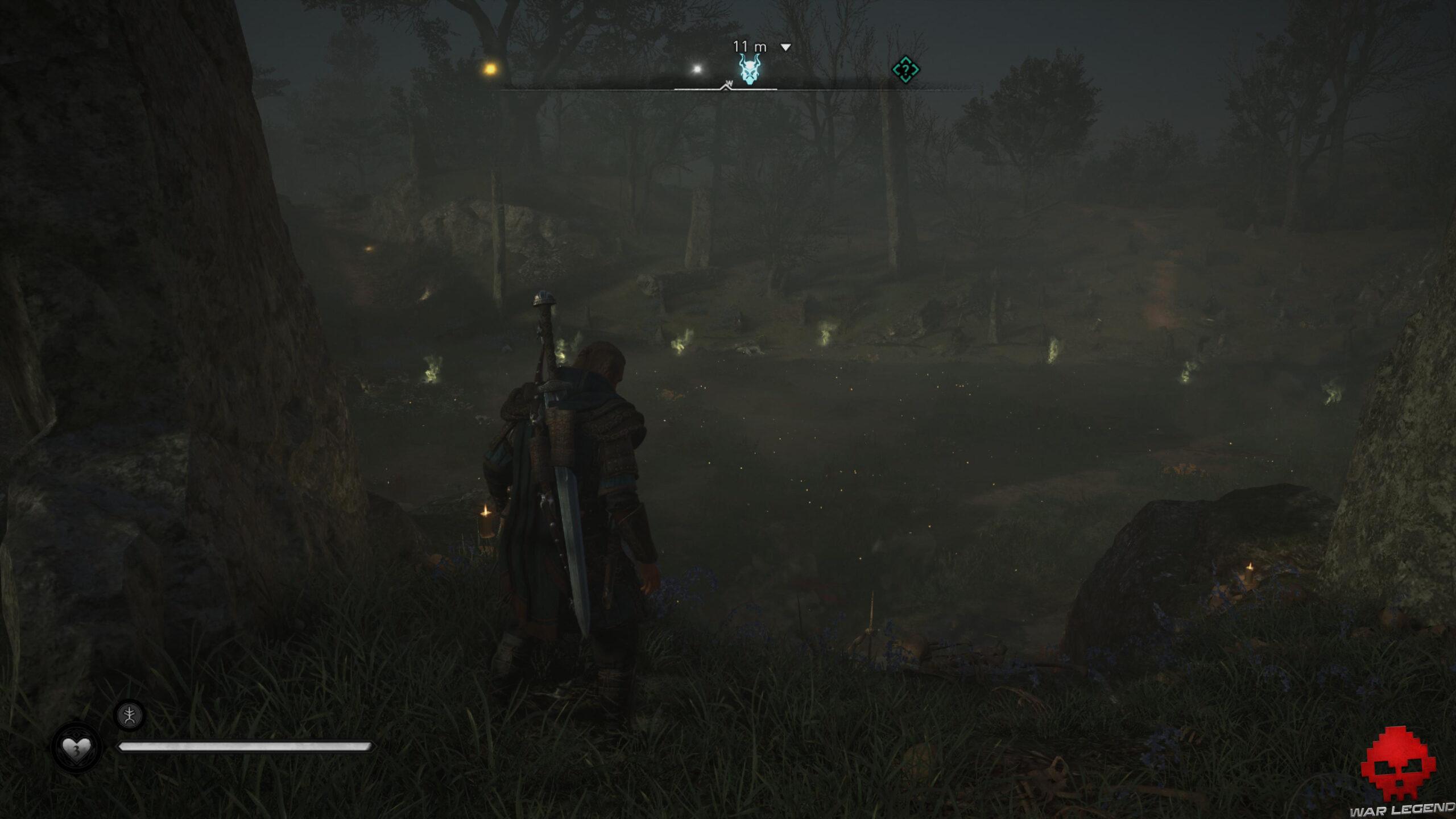 Arène Regan Assassin's Creed Valhalla