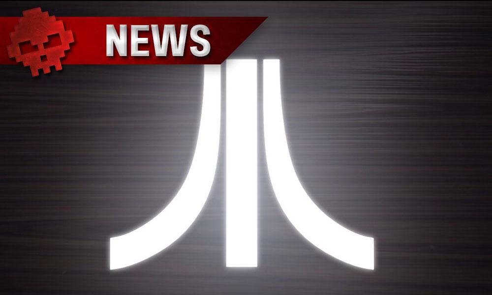 Atari - La marque revient bientôt sur le devant de la scène avec une nouvelle console - Logo
