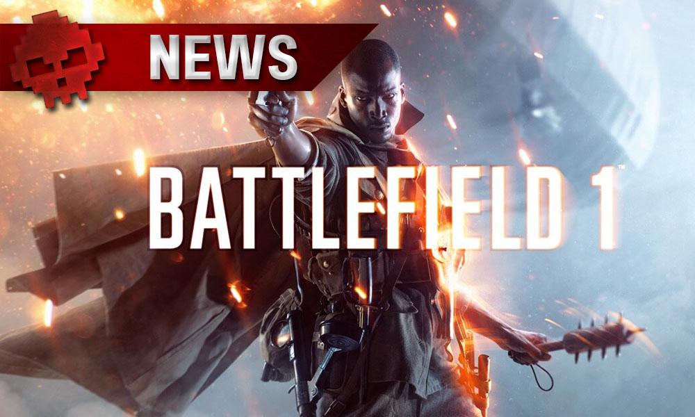 Battlefield 1 BF News