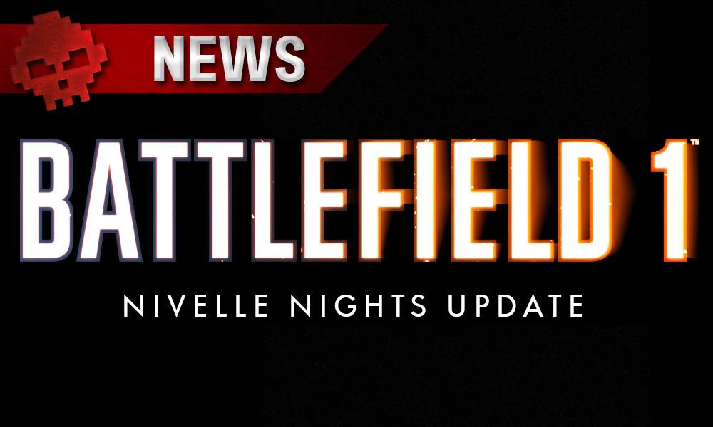Battlefield 1 - Le patch du mois de juin en détails - Logo