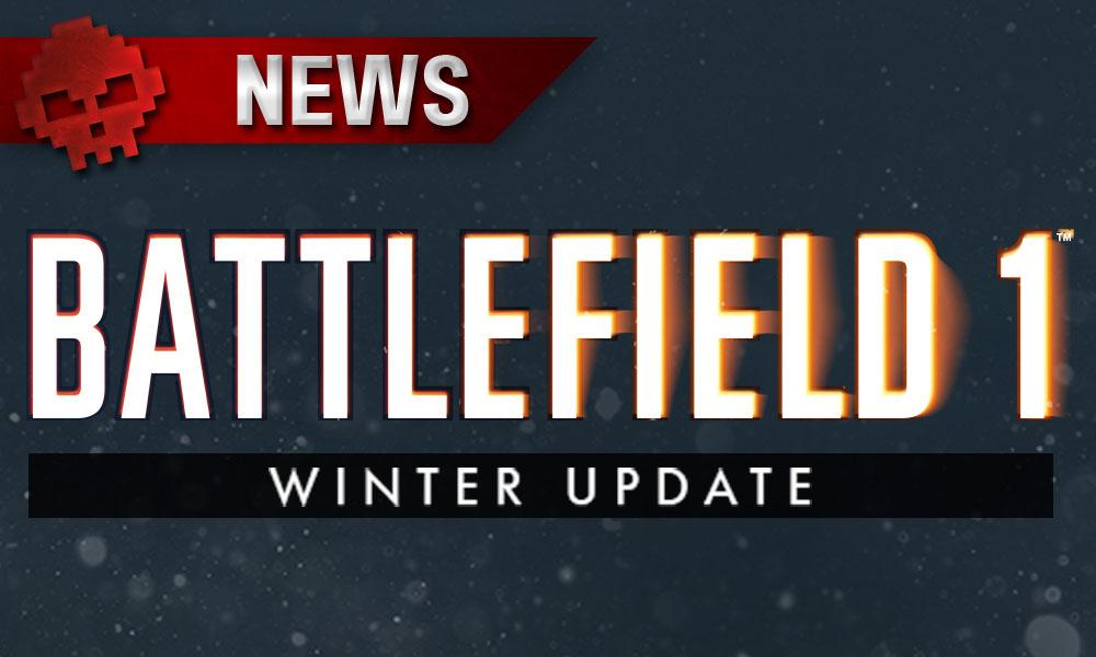 Battlefield 1 - Les détails complets de la grande mise à jour d'hiver Logo