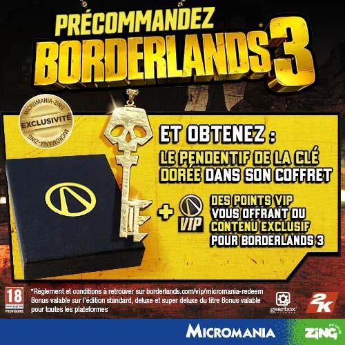 borderlands 3 preco micromania