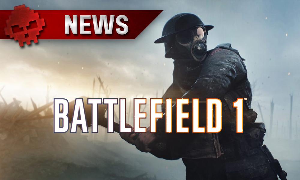 Battlefield 1 - Les femmes seront au rendez-vous dans le prochain DLC - soldat muni d'une pelle