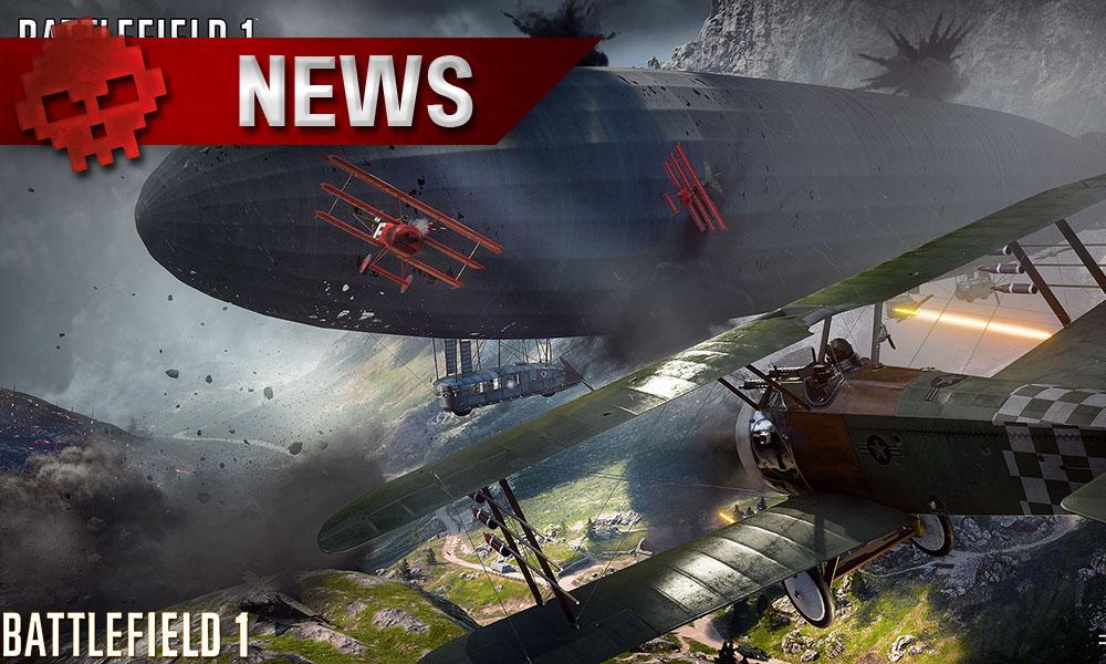Battlefield 1 - L'Ombre du Géant sera bientôt disponible