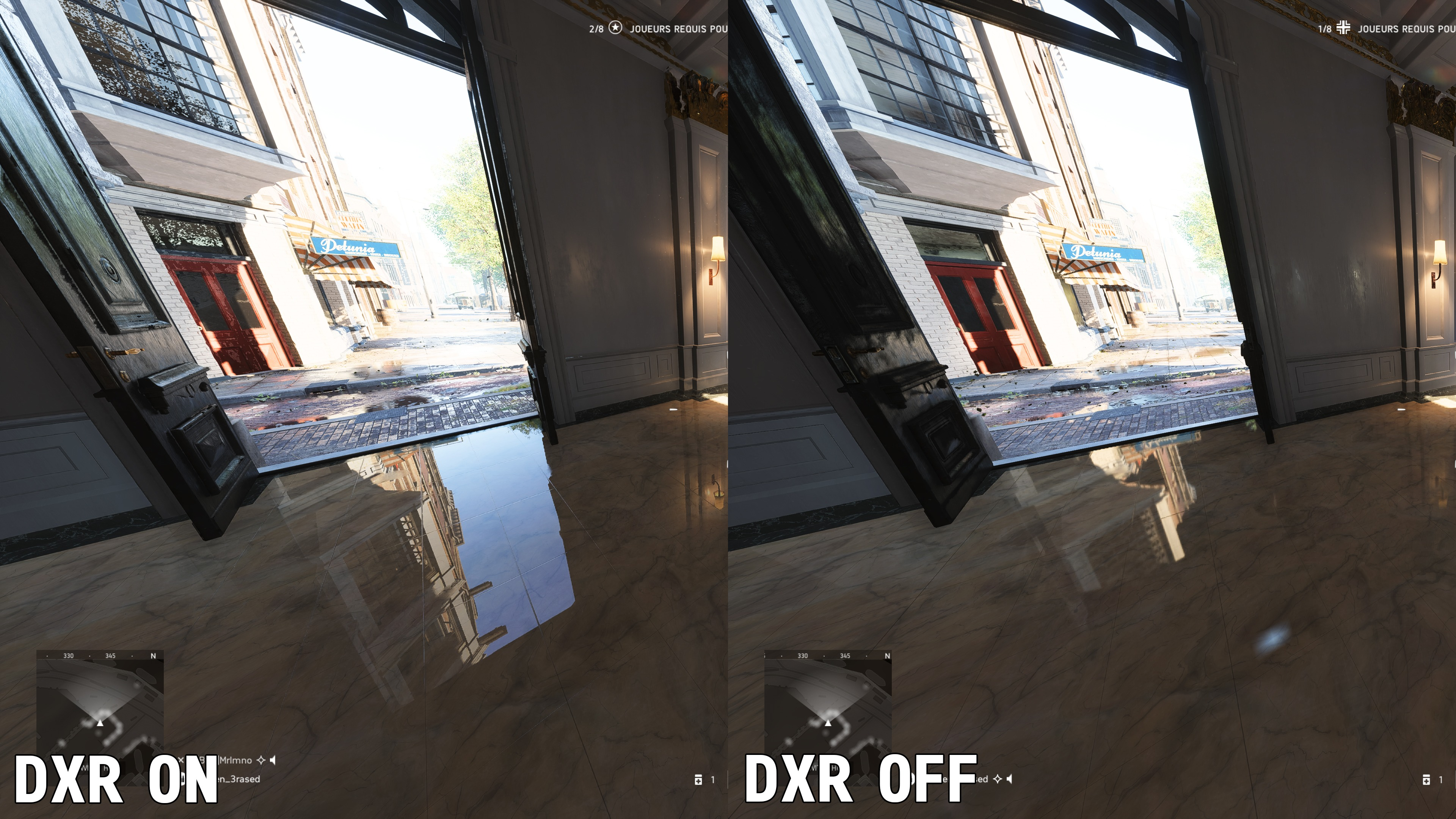 Test GeForce RTX 2080 Ti - Battlefield V comparatif RTX